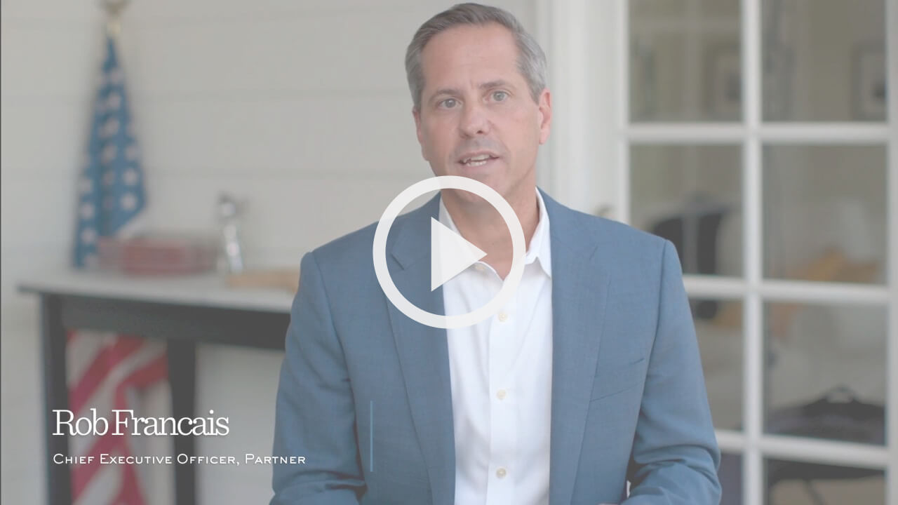Meet Aspiriant's CEO Rob Francais