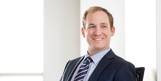 Corey Mader, CFA®, Manager in Wealth Management at Aspiriant in Milwaukee