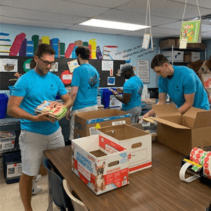 Aspiriant Day of Giving 2019-Austin