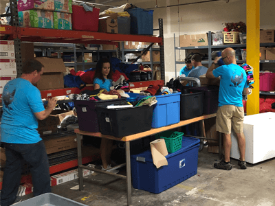 Aspiriant Day of Giving 2019-Milwaukee