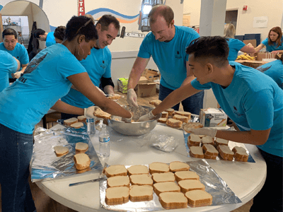 Aspiriant Day of Giving 2019-SF