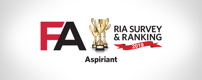 Financial Advisor Recognizes Aspiriant as a Leading RIA
