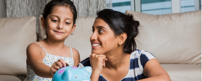 Mothers Day Money Tips For Kids