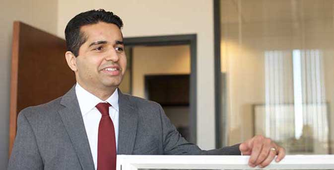 Nayan Lapsiwala | Director of Wealth Management at Aspiriant