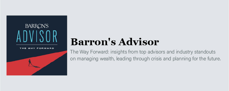 Barron's Podcast - Aspiriant CEO